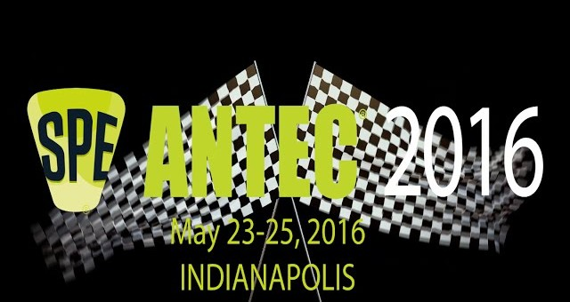 M3 Lab will present three papers in 2016 Society of Plastics Engineers ANTEC Conference in Indianapolis