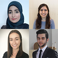 Four bright young stars are joining M3 Lab for exciting summer research