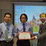 CMAME Best Presentation Award